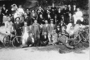 Coota Cycle Club Photo